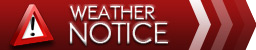 library severe weather notice
