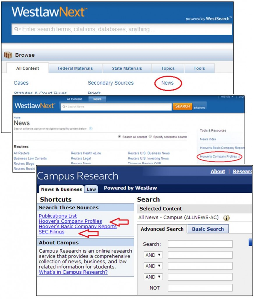 Who Knew? WestlawNext Campus Research | Library