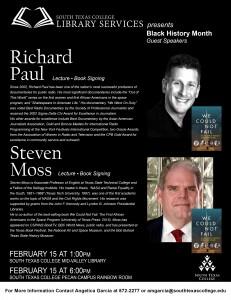 Author Flyer