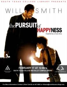 The Pursut of Happieness