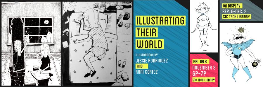 Illustrating Their World