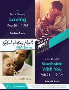 Black History Month Film Series - Loving @ South Texas College Pecan Campus Library Rainbow Room | McAllen | Texas | United States