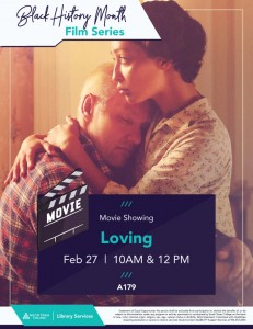 Black History Month Film Series - Loving @ South Texas College Technology Campus Library A-179 | McAllen | Texas | United States