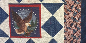 Veteran Quilt Exhibit
