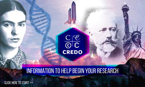 Credo Reference Database