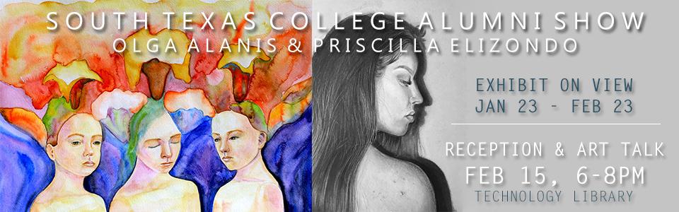 STC Alumni Show: Priscilla Elizondo & Olga Alanis