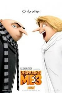 Despicable Me 3 Flyer