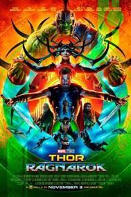 Thor Ragnarok Flyer