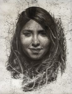 Drawing by Luis Corpus