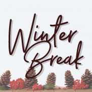 Winter break closing