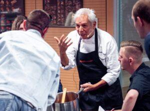 Chef Adán Medrano