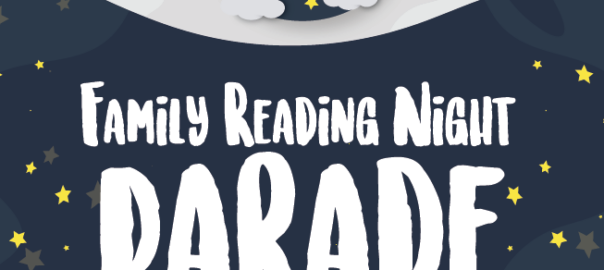 Family Reading Night Parade